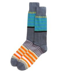 Paul Smith | Green Paul Smith 3-pack Socks for Men | Lyst