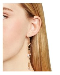 Kendra Scott - Metallic Tallulah Earrings - Lyst