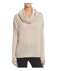 Joie | Natural Mildred B Metallic Sequin Sweater - 100% Exclusive | Lyst