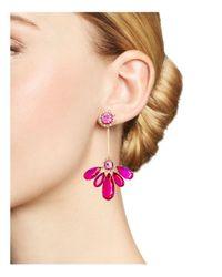 kate spade new york | Multicolor Drop Earrings | Lyst