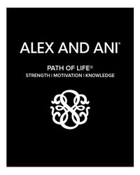 ALEX AND ANI | Metallic Path Of Life Slider Expandable Wire Bangle | Lyst