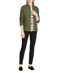 Ralph Lauren - Green Lauren Military-style Jacket - Lyst