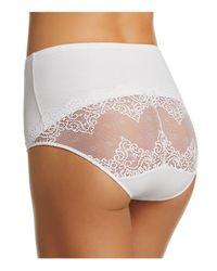 Only Hearts - White So Fine Lace-trim Balconette Bralette - Lyst