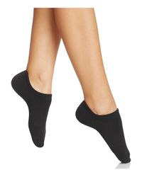 Hue - Black Space-dye No-show Socks - Lyst