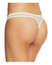 B.tempt'd - Natural B.sultry Thong #942261 - Lyst