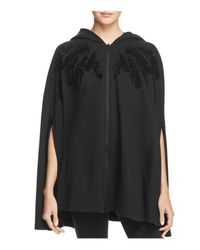 PUMA - Black Swan Cape - Lyst