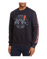 ELEVEN PARIS   Black High Voltage Sweatshirt for Men   Lyst