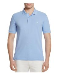 Brooks Brothers - Blue Cotton Classic Fit Polo for Men - Lyst