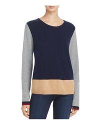 Soft Joie - Blue Uriela Color-block Sweater - Lyst