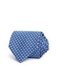 Ferragamo - Blue Butterfly Neat Classic Tie for Men - Lyst