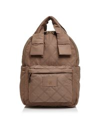 Marc Jacobs | Multicolor Knot Large Quilted Nylon Backpack | Lyst
