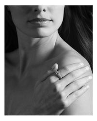 Lagos - Metallic Women's Caviar Ring - Lyst