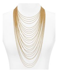 "ABS By Allen Schwartz - Metallic 16-32"" - Lyst"