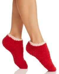 Hue - Textured Slipper Socks - Lyst
