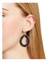 Aqua - Multicolor Teardrop Earrings - Lyst