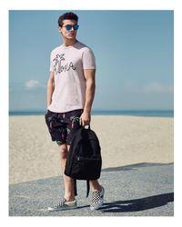 State - Black Lorimer Canvas Backpack for Men - Lyst