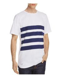 Native Youth - White Cooden Tee for Men - Lyst