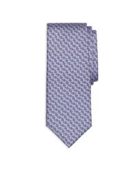 Brooks Brothers - Purple Chain Link Print Classic Tie for Men - Lyst