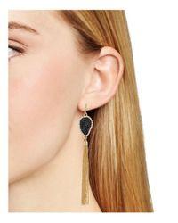 BaubleBar - Multicolor Starfire Druzy Earrings - Lyst