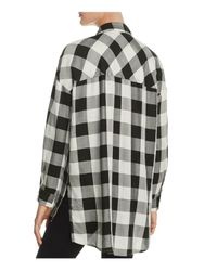 Splendid - Multicolor Check Shirt - Lyst