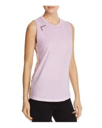 FREE CITY - Multicolor Rise Golden Pins Tank - Lyst