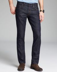 J Brand | Blue Jeans - Kane Straight Fit In Resonate for Men | Lyst