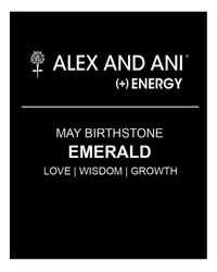 ALEX AND ANI   Yellow February Birthstone Bangle   Lyst