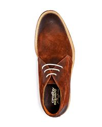 Crosby Square - Brown Brogan Chukka Boots for Men - Lyst