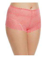 Cosabella | Pink Plus Minoa Naughtie Hotpant | Lyst