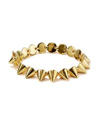 Eddie Borgo - Metallic 17 Cone Bracelet - Lyst