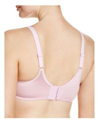 Wacoal - Pink Bra - Basic Beauty Contour Spacer #853192 - Lyst