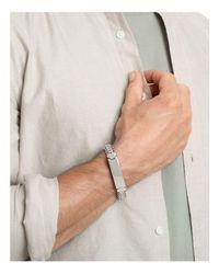 John Hardy - Metallic Sterling Silver Classic Chain Id Bracelet - Lyst