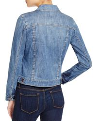 Kut From The Kloth - Blue Denim Jacket - Lyst