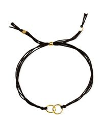 Dogeared | Multicolor Friendship Rings Bracelet | Lyst