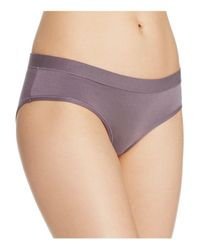 Naked | Purple Micromodal Hipster | Lyst