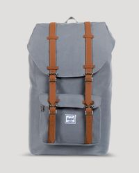 Herschel Supply Co. | Gray Classic Little America Backpack for Men | Lyst