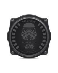 Nixon - The Unit 40 Star Wars Stormtrooper White Watch, 40mm for Men - Lyst