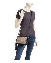 Botkier - Black Emery Leather Crossbody Bag - Lyst