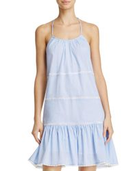 6 Shore Road By Pooja - Blue Garden Light Dress Swim Cover-up - Lyst