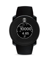 Movado - Black Touch Digital Display Watch for Men - Lyst