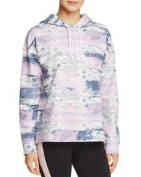 Marc New York - Multicolor Performance Watercolor Hooded Sweatshirt - Lyst