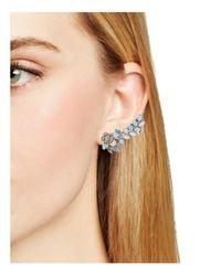 Marchesa | Multicolor Ear Crawler Earrings | Lyst
