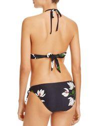 Robin Piccone - Blue Elisa Triangle Bikini Top - Lyst