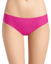 Commando - Purple Butter Mid-rise Thong - Lyst
