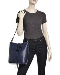 Tory Burch - Multicolor Miller Leather Hobo - Lyst
