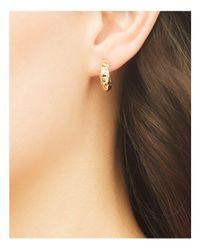 John Hardy - Metallic Palu 18k Gold Small Hoop Earrings - Lyst