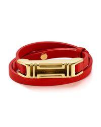 Tory Burch | Red Fitbit Bracelet | Lyst