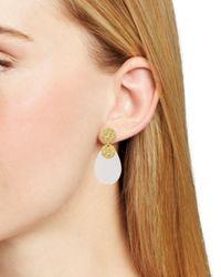 Stephanie Kantis - Metallic New Beginning Earrings - Lyst