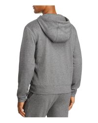 Blank NYC - Gray Drawstring Hoodie for Men - Lyst