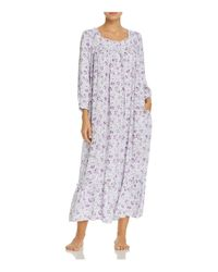 Eileen West - Purple Long Ballet Button Gown - Lyst